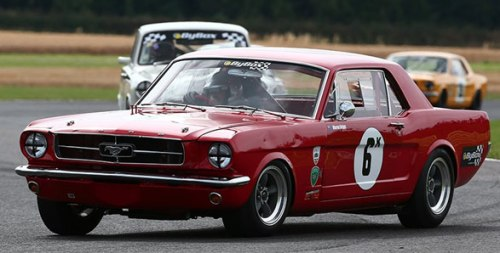 Muscular-Mustangs-and-Mighty-Minis-headline-record-entry-at-Croft-Nostalgia-Festival