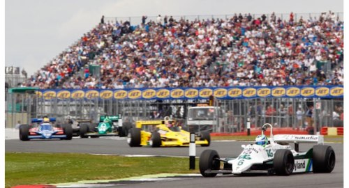 SILVERSTONE-CLASSIC-RACES-ON-ITV4-TELEVISION-SCREENS