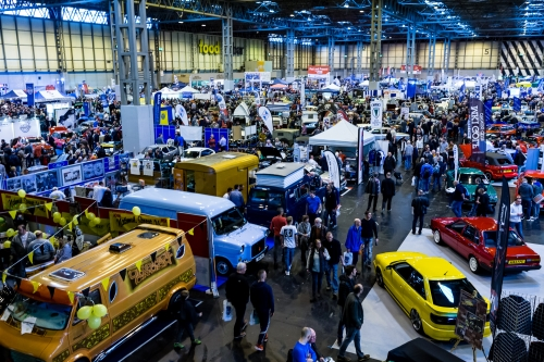 Classic Motor Show Overview